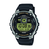 CASIO CLASSIC BASIC (3199) digitalt ur plastik rem 48mm