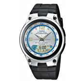 CASIO CLASSIC (3768) Fiber resin 40mm mineral glas