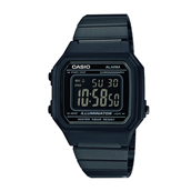 CASIO CLASSIC BASIC (3454) digital ur med sort plastik rem