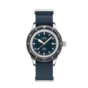 Certina DS PH200M Automatic herreur stål blå natorem safirglas 42,80mm