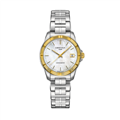 Certina Urban Jubile dameur, limited edition, 18kt urkrans, 0,006ct brillant, 32mm