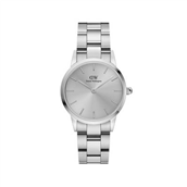 Daniel Wellington Iconic Link Unitone Silver 28mm
