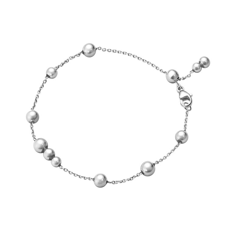 58a8a07c1eb Georg Jensen Moonlight Grapes 551D armbånd sølv