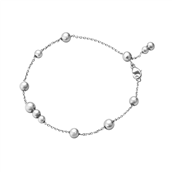 Georg Jensen Moonlight Grapes 551D armbånd sølv