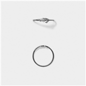 Line & Jo - Miss Radnick Grey ring - 1-5447-LJ53V1