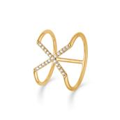 25c7e784 Mads Z er flotte guldringe designet af Mads Ziegler