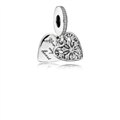 PANDORA charm Heart of Winter - 796372CZ