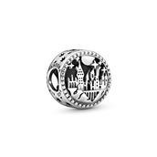 Pandora Harry Potter Hogwarts School of Witchcraft and Wizardry sølv charm